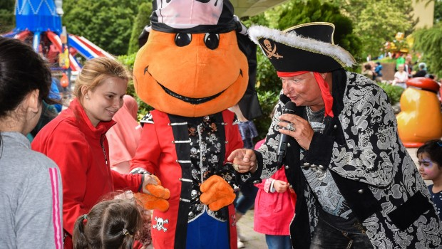 Kernie's Familienpark Piraten Willi Girmes