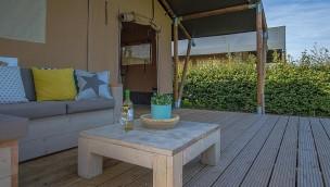 Knuthenborg Safaripark plant Übernachtungs-Möglichkeiten in Zelten ab 2019