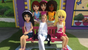 """LEGOLAND Deutschland veranstaltet 2019 """"LEGO Friends Party"""" im Mai"""