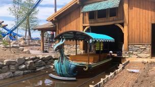 """Vorschau auf """"Merlin's Quest"""": Toverland enthüllt Details zu neuer Bootsfahrt in """"Avalon"""""""