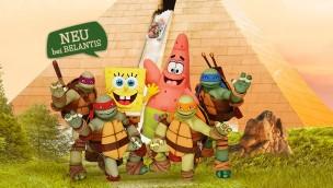 BELANTIS begrüßt SpongeBob und Co.: Treffen mit Nickelodeon-Figuren ab sofort möglich