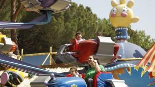 Parque de Atracciones Madrid Hero Spin