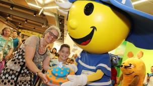 Ravensburger Kinderwelt Kornwestheim feiert 5. Geburtstag mit 2.000 Besuchern