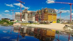 """Europa-Park feiert Richtfest von """"Krønasår"""": Neues Hotel wird im Frühjahr 2019 eröffnet"""