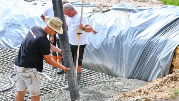 Schwaben-Park Wilde Hilde Baustelle Juni 2018