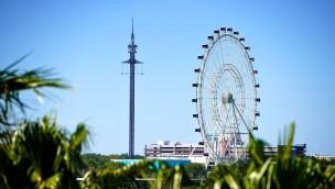 Höchster Riesenkettenflieger der Welt in Amerika eröffnet: In 137 Metern Höhe über Orlando!