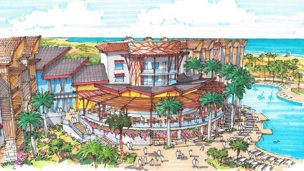 Beach Park Erweiterung