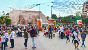 Gardaland feiert Oktoberfest 2018 ab Mitte September