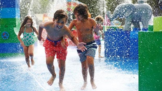 LEGOLAND Windsor Wasserspiele