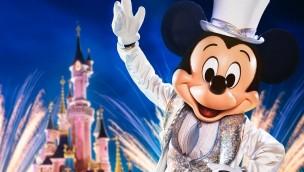 Disneyland Paris feiert 90. Geburtstag von Micky Maus 2018 ab Oktober 90 Tage lang