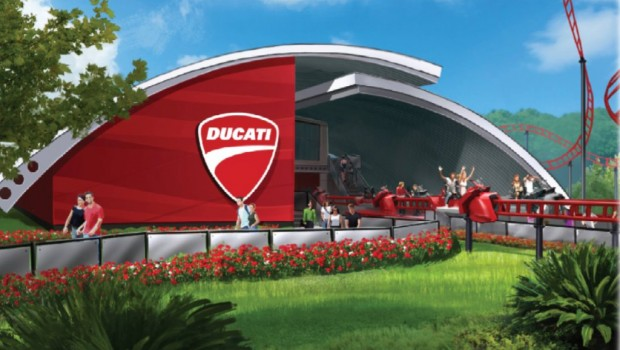 Mirabilandia Ducati World Artwork