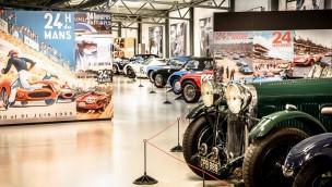 Musée des 24 Heures du Mans innen