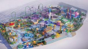 Neuer Nickelodeon-Park in Mall of China für 2020 geplant