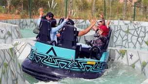 Parc Sindibad Rafting Al Mouja