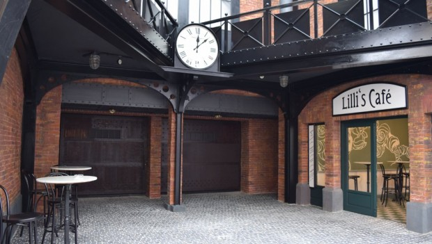 Phantasialand Rookburgh Baustelle Juli 2018