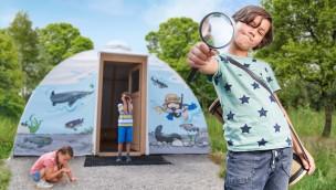 Ravensburger Spieleland: Feriendorf bietet 2018 noch mehr Übernachtungsmöglichkeiten