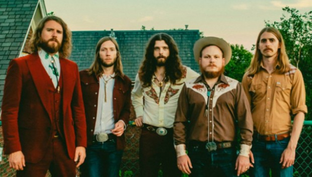 "Die Band ""The Sheepdogs"", Rolling Stone Park 2018"
