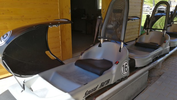 Sport-Coaster Bob Train SpeedBob Riedenburg