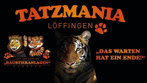 Tatzmania Löffingen - neuer Name Schwarzwaldpark - Ankündigung