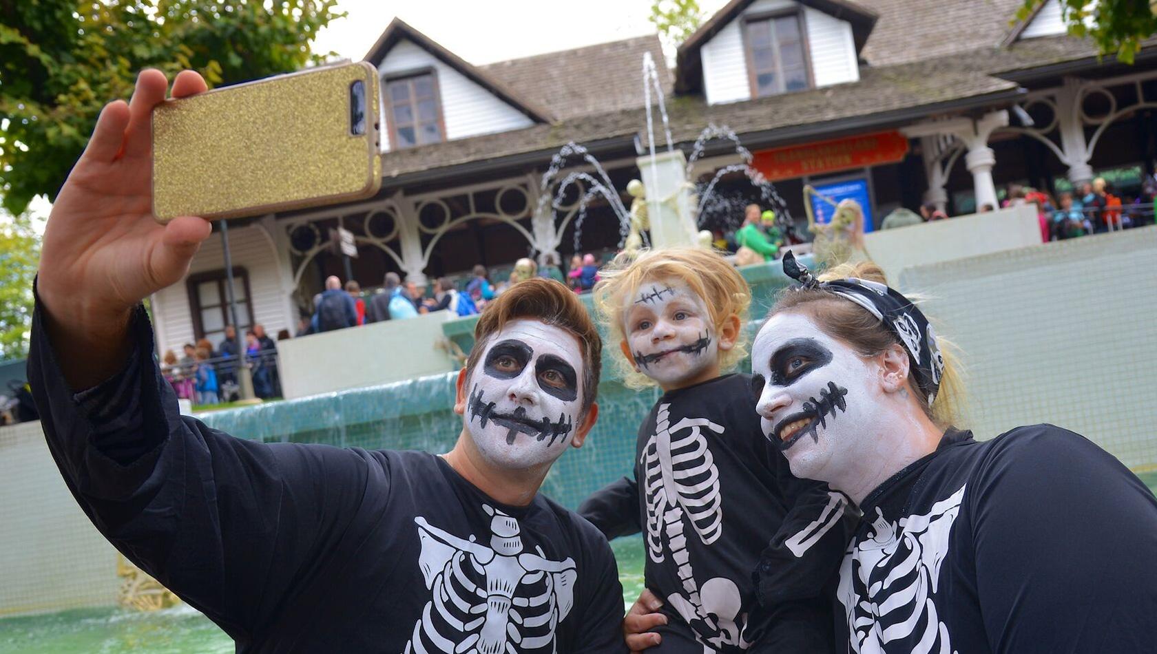 Halloween A Gardaland.Gardaland Magic Halloween Im Oktober Und November 2018