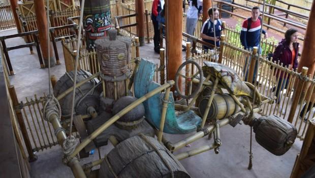 Walibi Belgium Exotic World Tiki-Waka