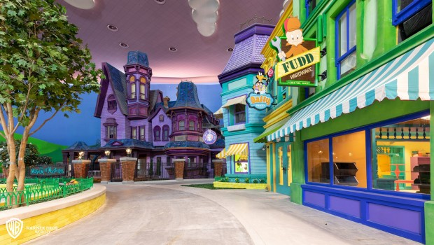 Warner Bros World Abu Dhabi - Cartoon Junction