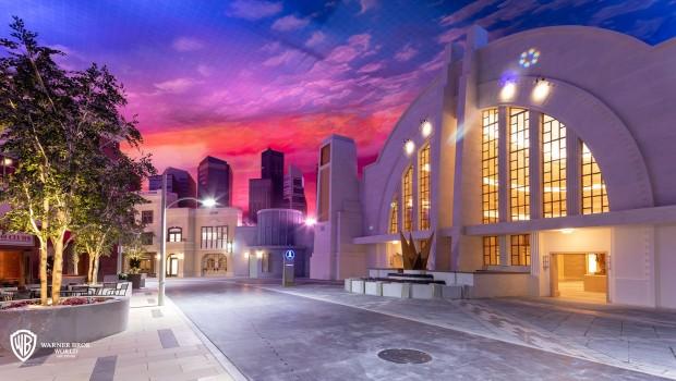 Warner Bros World Abu Dhabi - Metropolis