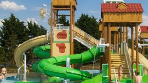 Dolfinarium Harderwijk erweitert Wasserpark 2019 um drei Rutschen