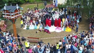 Bayern-Park: Fast 300 Darsteller 2018 beim 16. Sternenkrieger- & Fantasy-Treffen
