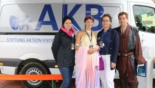 Bayern-Park: Sternkrieger-Treffen 2019 zugunsten der Stiftung AKB