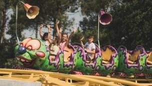Breizh Land Parc Roller Coaster