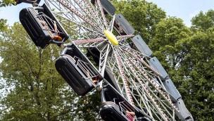 """Cedar Point trennt sich nach über 40 Jahren von Huss Enterprise """"Witches' Wheel"""""""