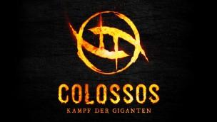 Colossos - Kampf der Giganten Logo