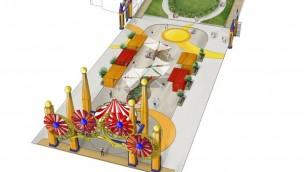 Luna Park Coney Island soll um Wildwasserbahn, Seilgarten und mehr wachsen