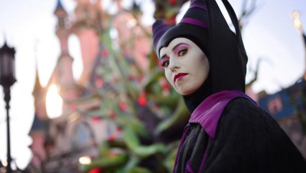 Disneyland Paris Malefiz zu Halloween