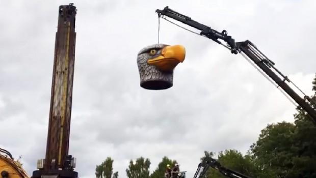 Djurs Sommerland Oernen geschlossen - Abriss