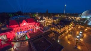 """Europa-Park veranstaltet 2018 erstmals """"Eulensteins Sommernacht"""" mit langen Öffnungszeiten auf Deutscher Straße"""