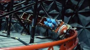 """""""Eurosat – CanCan Coaster"""" im Europa-Park macht erste Testfahrten"""