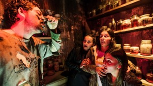 Europa-Park Horror Nights Traumatica