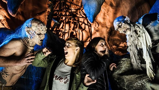 Europa-Park Horror Nights Traumatica The Ghouls