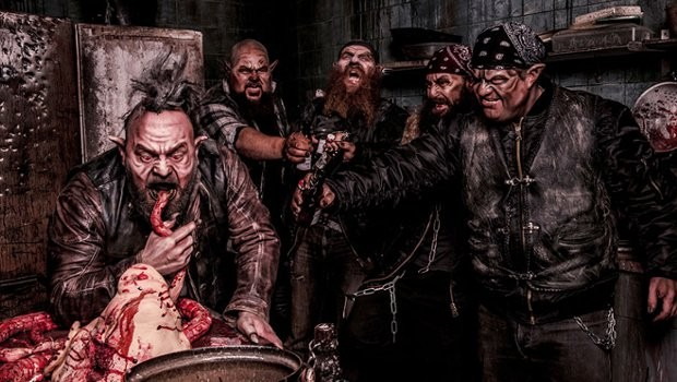Europa-Park Horror Nights Traumatica The Pack