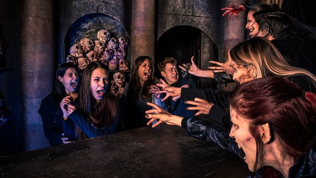 Europa-Park Horror Nights Traumatica Shadows