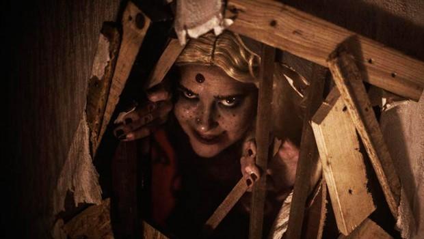FORT FEAR Horrorland Buzzsaw Teaser