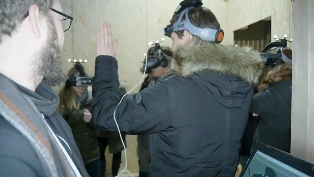 Free Roaming Virtual Reality Eurosat Coastiality Test