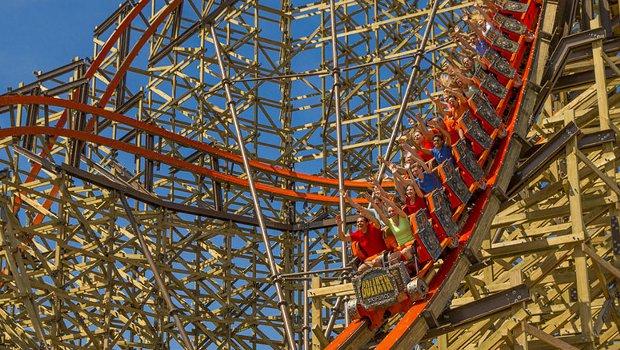 Goliath Six Flags Great America