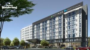 Canada's Wonderland plant Hyatt-Hotel zur Eröffnung 2020