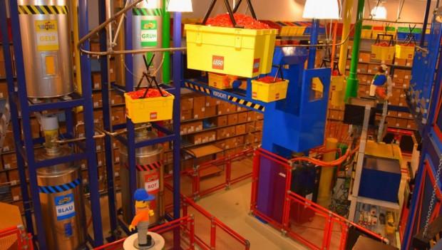 Legoland Deutschland Factory