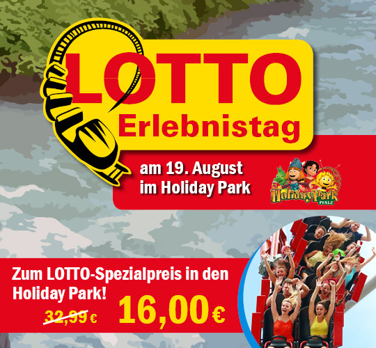 Lotto-Tag 2018 im Holiday Park