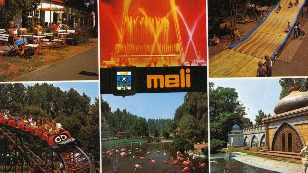 Meli Park Belgien - Postkarte