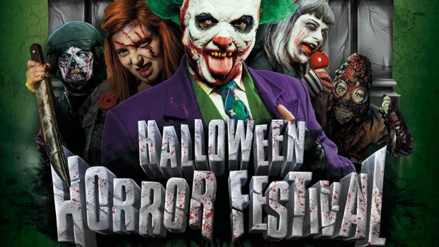 Movie Park Halloween Horror Festival Logo
